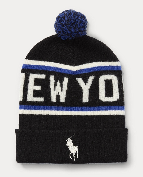 Stadium New York Wool Hat
