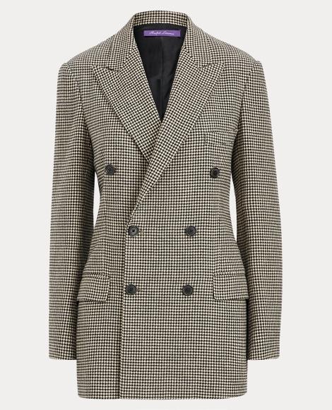Franklin Houndstooth Jacket