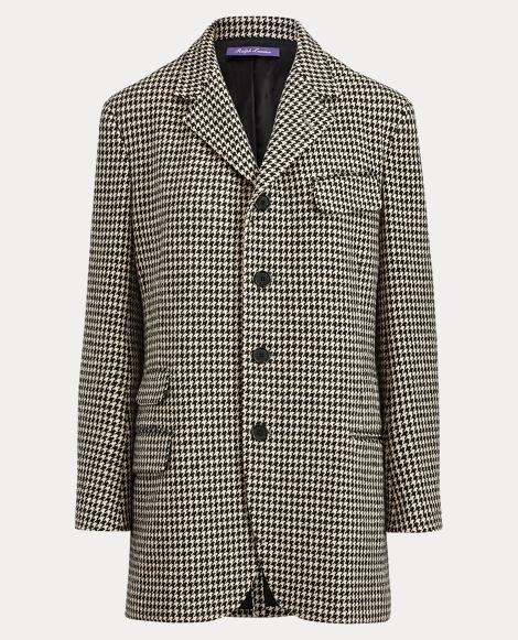 Marcel Houndstooth Jacket
