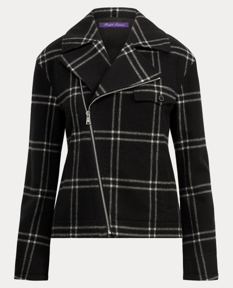 Wallace Windowpane Jacket