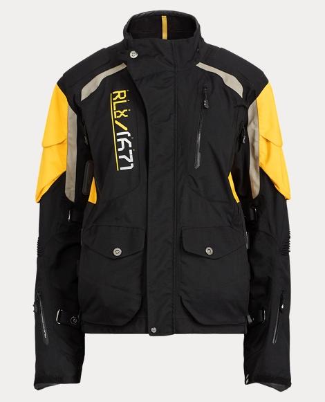 Moto Touring Jacket