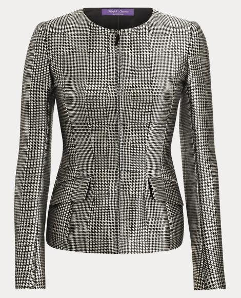 Lorraine Glen Plaid Jacket
