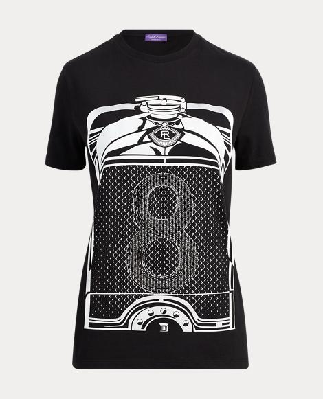 Race Car Graphic T-Shirt