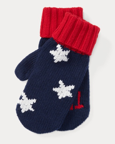 Team USA Merino Wool Mittens
