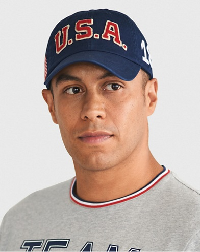 Team USA Chino Sports Cap