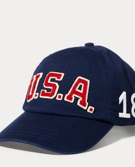 Team USA Chino Sports Cap