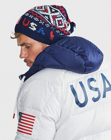 Team USA Closing Ceremony Hat