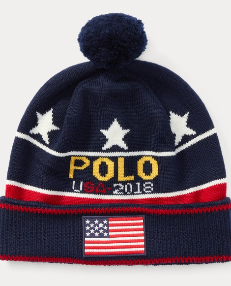 Polo Merino Wool Hat