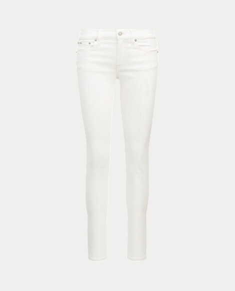 SATEEN SKI-DENIM