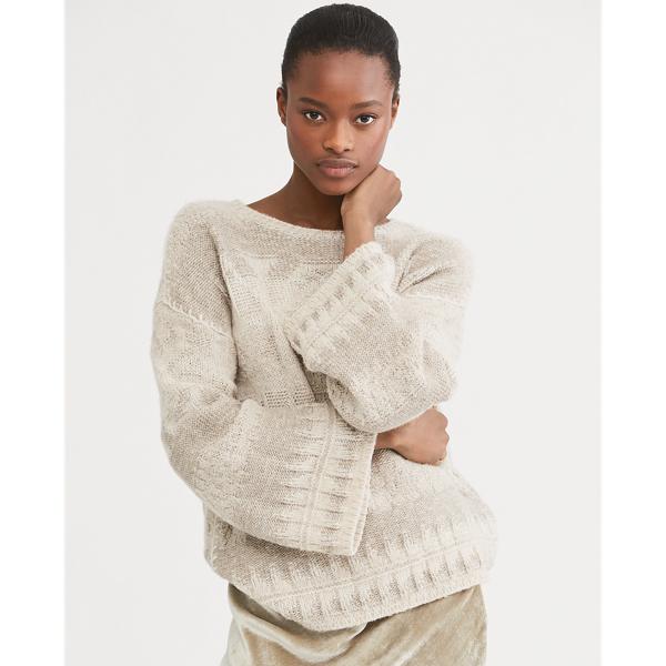 Southwestern Wool Sweater by Ralph Lauren