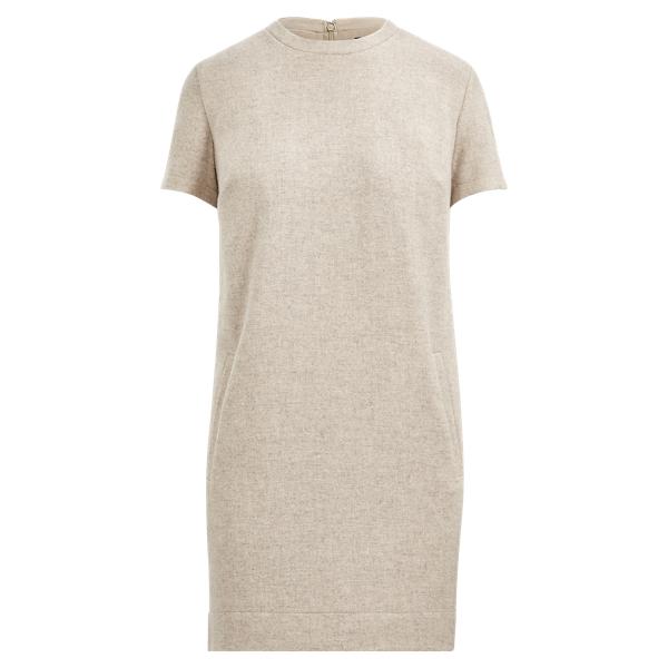 Wool Shift Dress by Ralph Lauren