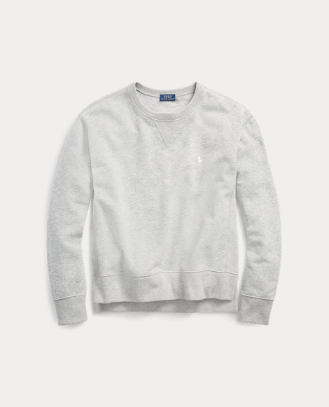 Lightweight Fleece Sweatshirt