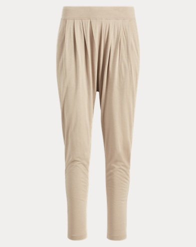 Stretch Jersey Harem Pant