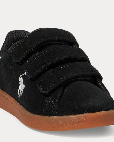 Quincey Suede EZ Court Sneaker