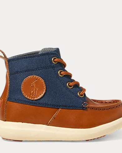 Ranger Sport Leather Sneaker