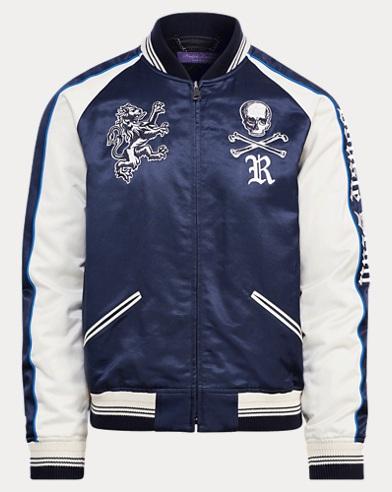 Sateen Souvenir Jacket
