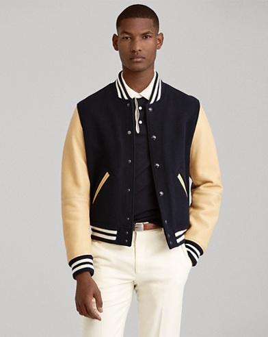 Merino-Cashmere-Leather Jacket