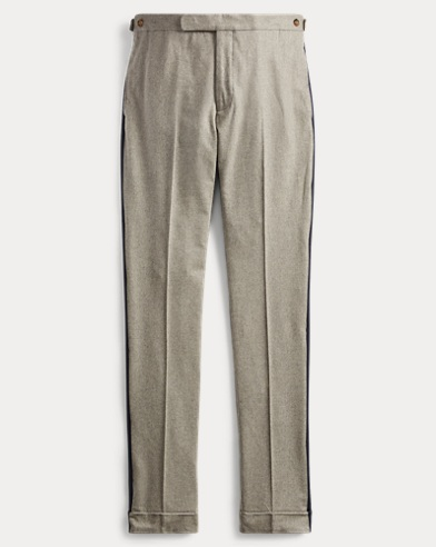 Tapered Fit Merino Wool Pant