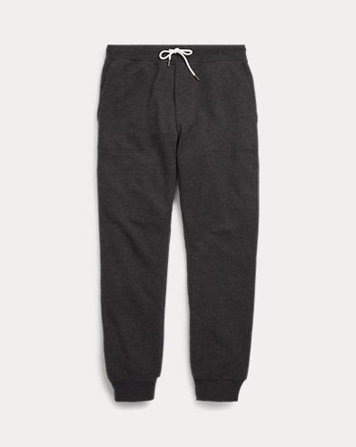 Cotton-Blend Jogger Pant