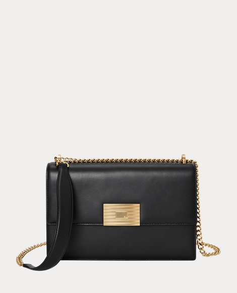 Calfskin RL Chain Bag