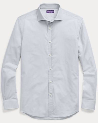Cotton Broadcloth Dress Shirt
