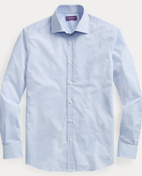 Tattersall Dress Shirt