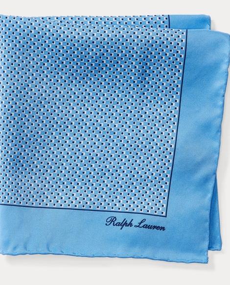 Square Silk Pocket Square