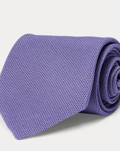 Print Silk Tie