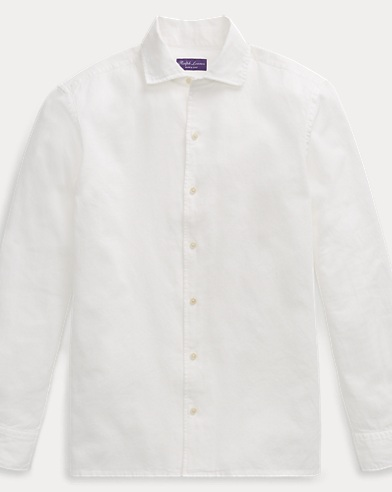 Cotton Dobby Dress Shirt