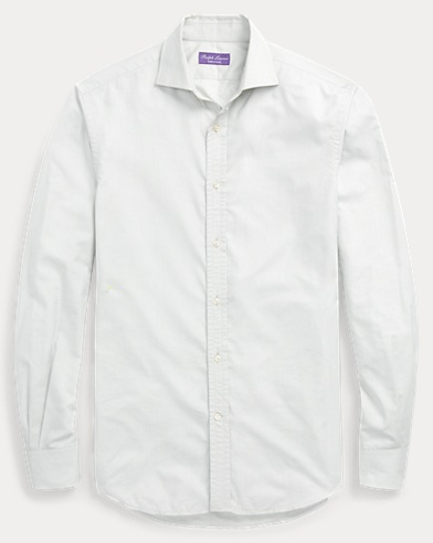 Cotton-Silk Shirt