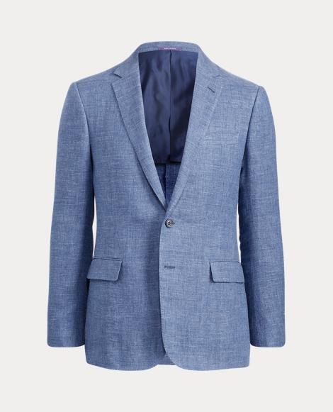 Textured Linen Sport Coat