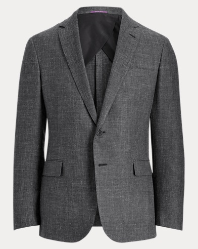 Nigel Basket-Weave Sport Coat