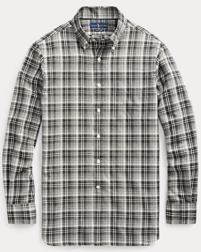 Classic Fit Luxury Twill Shirt