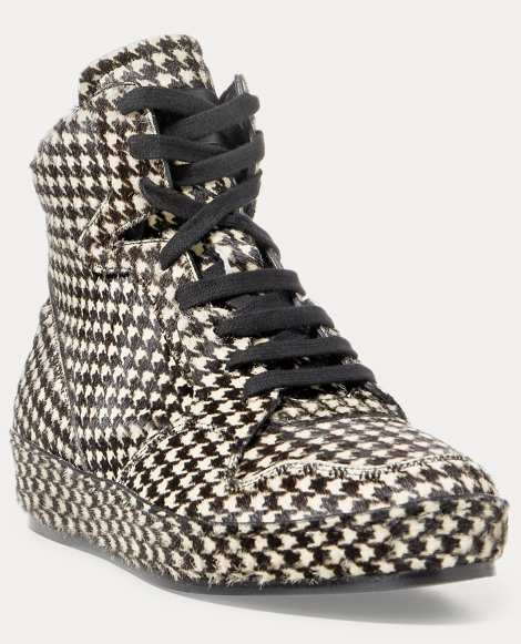 Siana Houndstooth Sneaker