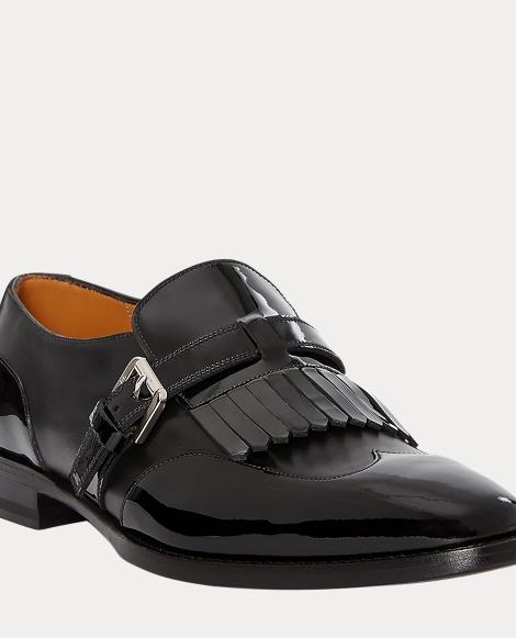 Galessa Calfskin-Patent Loafer