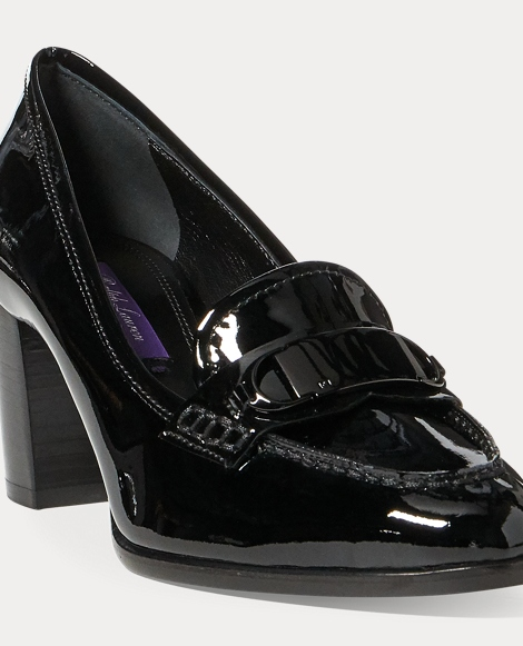Eline Patent Leather Loafer