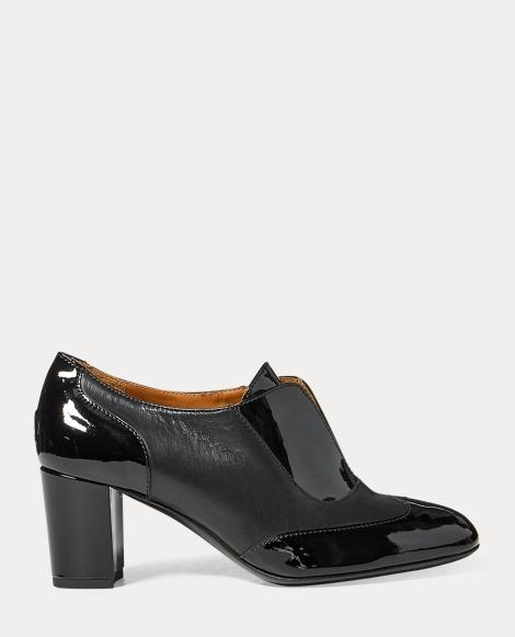 Loela Patent-Calfskin Boot