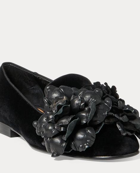 Oliviera Velvet Loafer