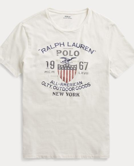 Custom Fit Cotton T-Shirt