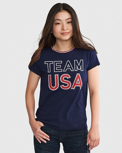 Team USA Short-Sleeve T-Shirt