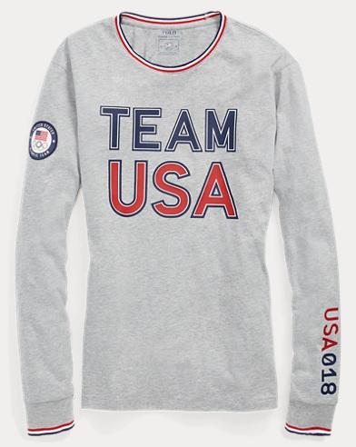 Team USA Long-Sleeve T-Shirt
