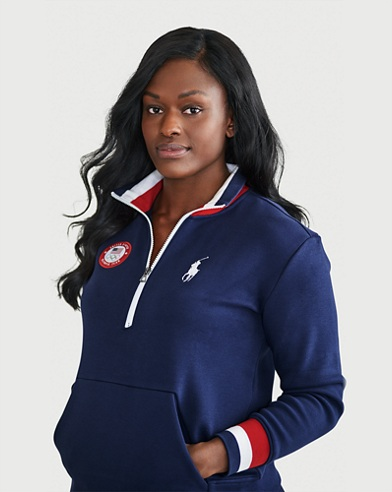Team USA Fleece Pullover