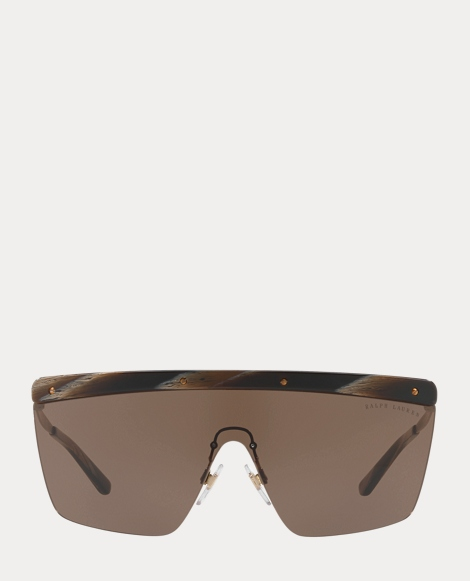 RL Hinge Shield Sunglasses