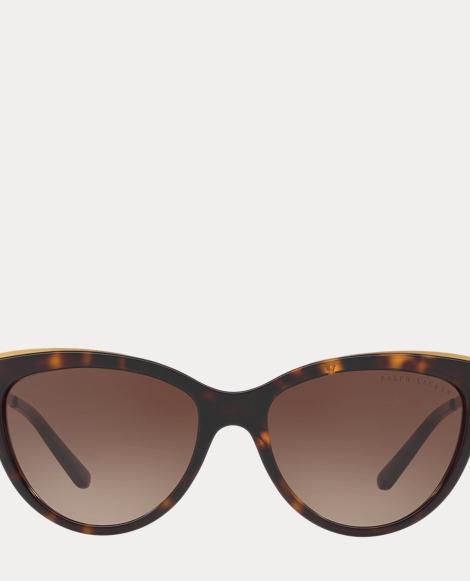 RL Hinge Cat-Eye Sunglasses