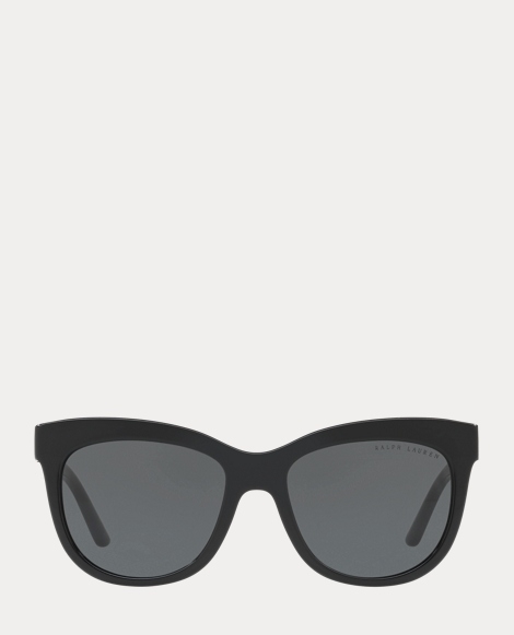Square Cat-Eye Sunglasses