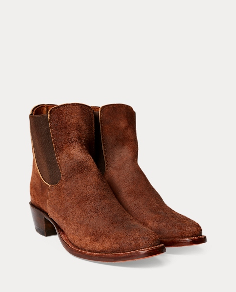 Chelsea Plainview Suede Boot