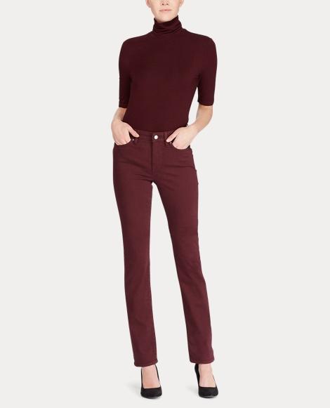Premier Straight Curvy Jean