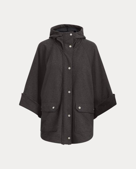 Poncho Hooded Jacket