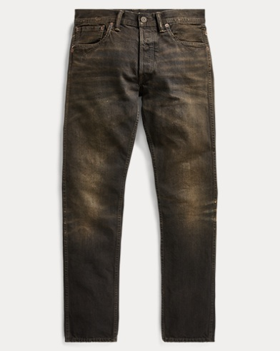 Slim Fit Selvedge Jean