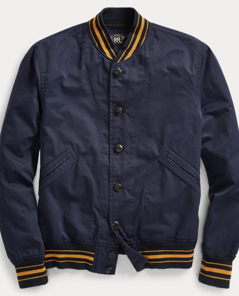 Cotton-Blend Jacket